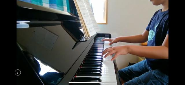 オンラインピアノ